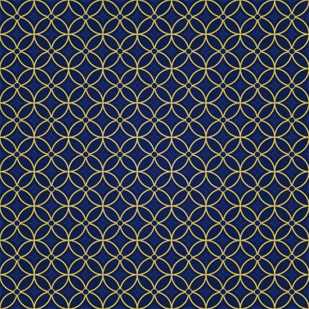 baroque room: seamless pattern