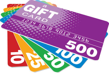 prepaid card: Color Gift Cards