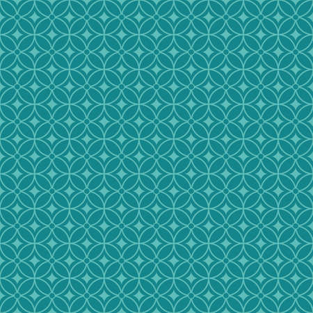 Turquoise vector background Vector