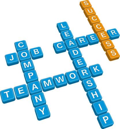 formato: business crossword (format)