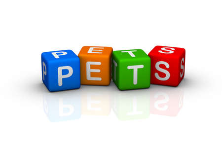 pets  (buzzword cubes series) photo