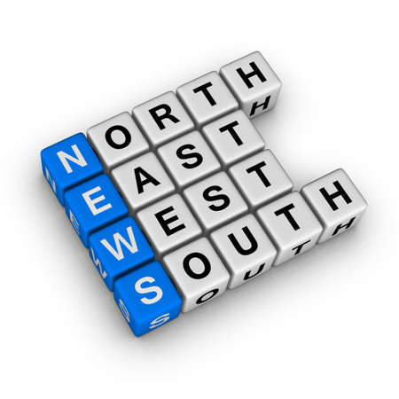 World News (3D crossword series) photo