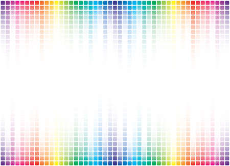 colorful background with copy-space Vector