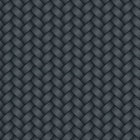 metalic: Carbon background (editable seamless pattern)