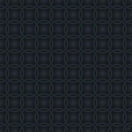 metalic: Carbon Hintergrund (editierbare seamless Pattern) Illustration