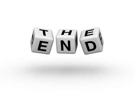 the end: Das Ende