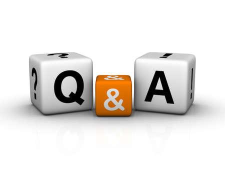 answers questions: Domande e risposte (serie 3D cruciverba arancione)