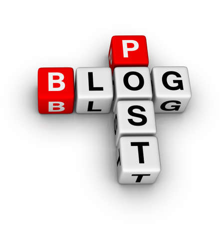blog icon: blog post