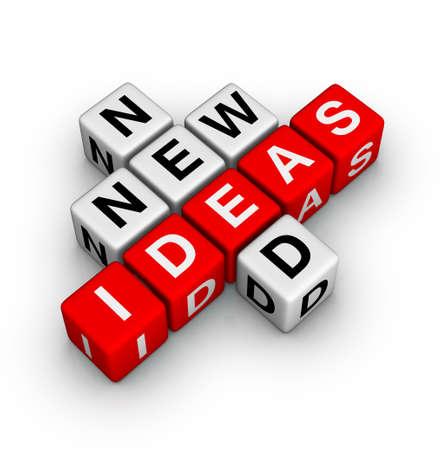 need new ideas Stock Photo - 9609661