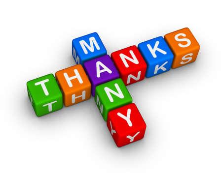 merci: signe de Merci beaucoup Banque d'images