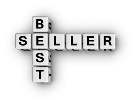 best seller crossword tag photo