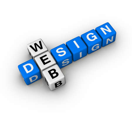web pages: web design