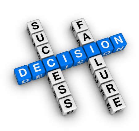 successful decisions: success or failure