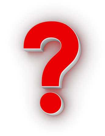 question mark Stock Photo - 10296079