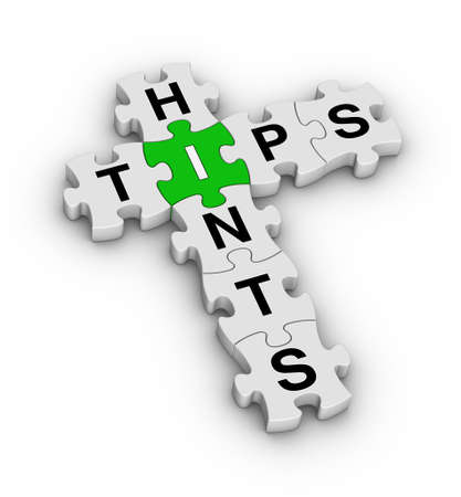 recommendations: tips and hints jigsaw puzzle icon