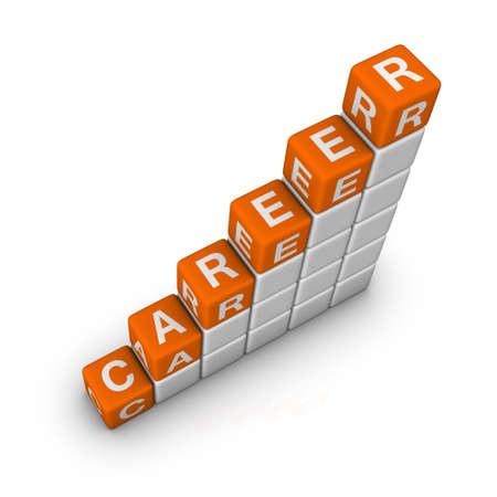 Ladder of Career photo