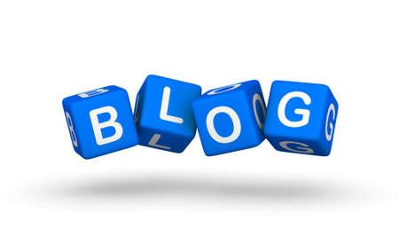 blog symbol photo