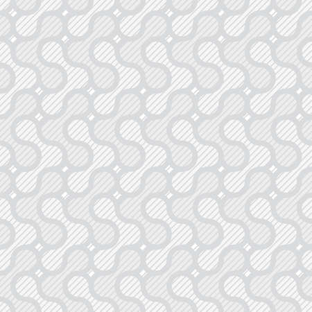 light gray simple seamless pattern Vectores