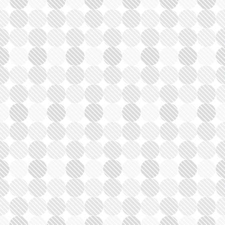 light gray dots seamless pattern Vector
