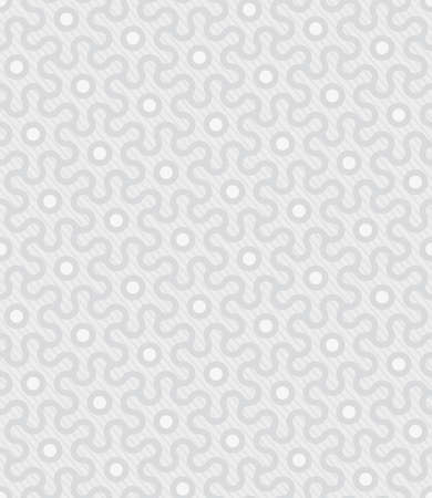 light gray simple seamless pattern Vector