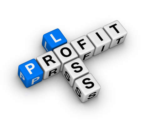 crossword puzzle: loss and profit crossword puzzle