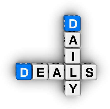 crossword puzzle: daily deals crossword puzzle symbol