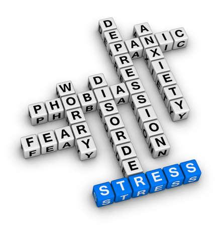 emotional pain: mental health crossword puzzle