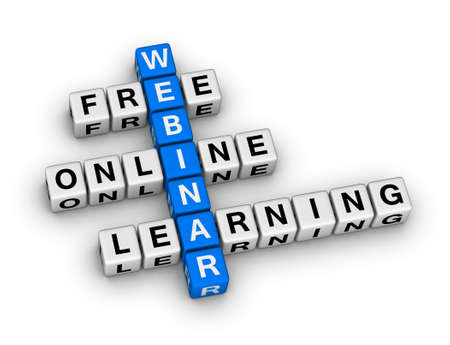 crossword: online learning webinar crossword puzzle