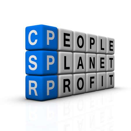 social responsibility symbol photo