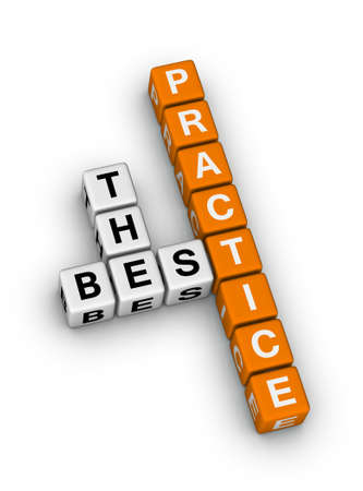 best practice: the best practice (orange-white crossword puzzles series)