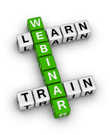 workshop seminar: webinar train and learn crossword puzzle