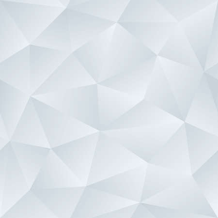 neutral: Low Poly Satin Seamless Vector Neutral Background. Illustration