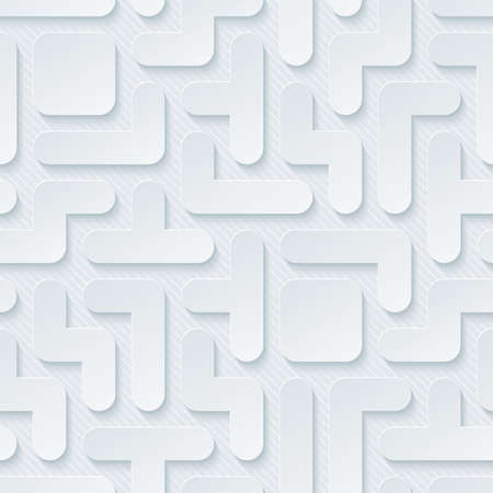 tetris: Tetris wallpaper. 3d seamless background. Vector EPS10.
