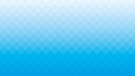 Blue squares background. EPS8. No transparency, no gradients. Vettoriali