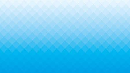 Blue squares background. EPS8. No transparency, no gradients. Illustration