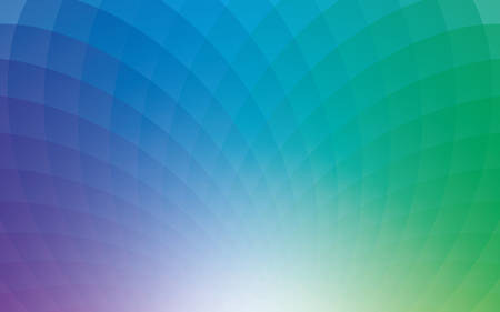 blue and green: Colorful Background With Copy-space. Vector.