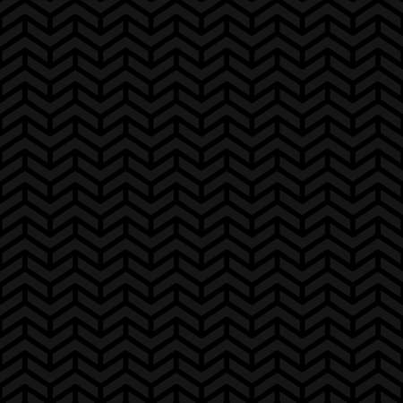 mesh: Black Neutral Seamless Pattern for Modern Design in Flat Style. Tileable Geometric Vector Background.