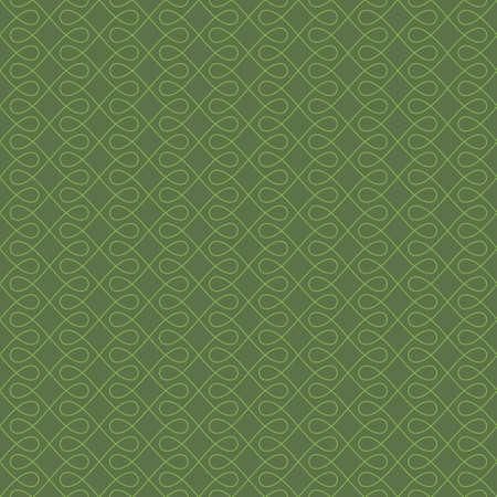 velvet ribbon: Neutral Seamless Linear Pattern. Tileable Geometric Outline Ornate. Vintage Flourish Vector Background.