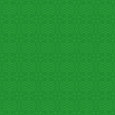 patrics: Neutral Seamless Linear Pattern. Tileable Geometric Outline Ornate. Vintage Flourish Vector Background.