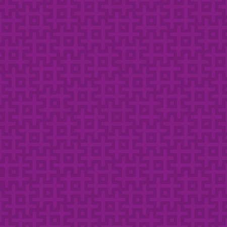 Purple Hashtags Neutral Seamless Pattern pour un design moderne en style plat. Fond géométrique en mosaïque à carreaux.