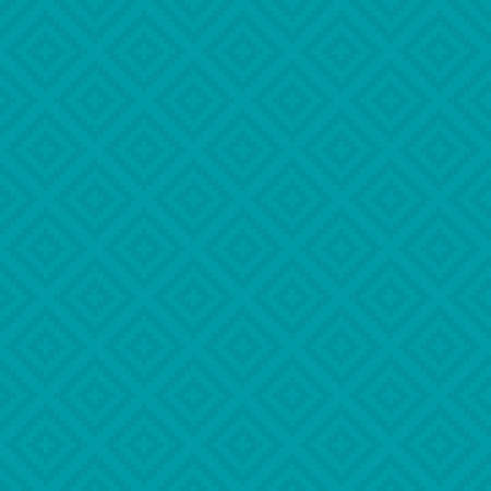 texture backgrounds: Turquoise Squares Pixel Art Pattern. Checked Neutral Seamless Pattern for Modern Design in Flat Style. Tileable Geometric Vector Background.