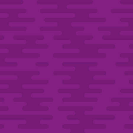 wallpapers: Ripple Irregular Rounded Lines Seamless Pattern. Purple tileable vector background in flat style.