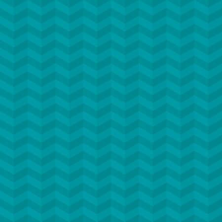 pleat: Turquoise Chevron Pattern. Neutral Seamless Herringbone Wallpaper Pattern for Modern Design in Flat Style. Tileable Geometric Tech Vector Background.