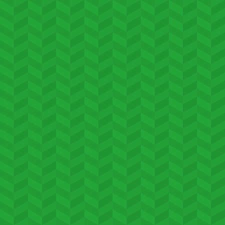 wave: Green Chevron Pattern. Neutral Seamless Herringbone Wallpaper Pattern for Modern Design in Flat Style. Tileable Geometric Tech Vector Background.