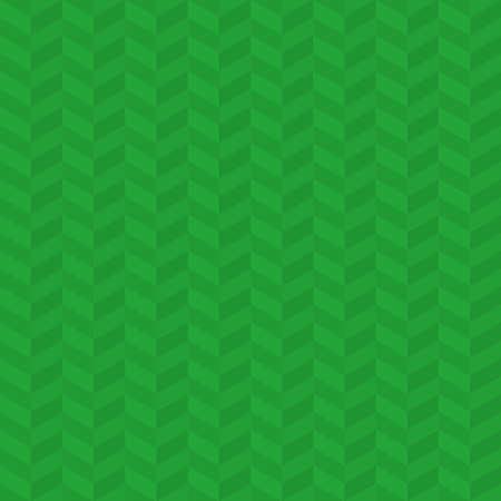 Green Chevron Pattern. Neutral Seamless Herringbone Wallpaper Pattern for Modern Design in Flat Style. Tileable Geometric Tech Vector Background.