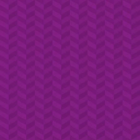 Viola modello Chevron. Neutro pattern sfondo omogeneo a spina di pesce per il design moderno in stile piatto. Piastrellabile Geometric tech background Vettore. Archivio Fotografico - 74224048