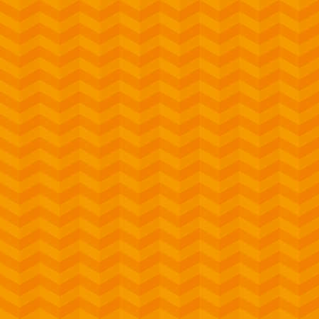 vintage wave: Orange Chevron Pattern. Neutral Seamless Herringbone Wallpaper Pattern for Modern Design in Flat Style. Tileable Geometric Tech Vector Background. Illustration