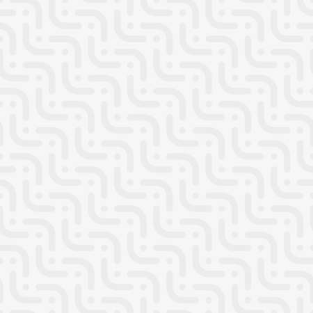 diagonal stripes: Herringbone neutral seamless pattern in flat style. Tileable vector web background in white color. Stock Photo