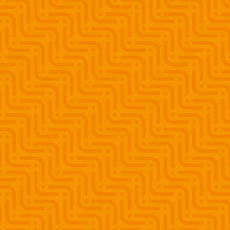 paper texture: Herringbone neutral seamless pattern in flat style. Tileable vector web background in orange color.