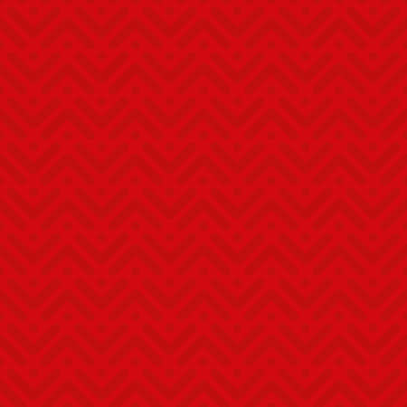 christmas decorations: Herringbone neutral seamless pattern in flat style. Tileable vector web background in red color.
